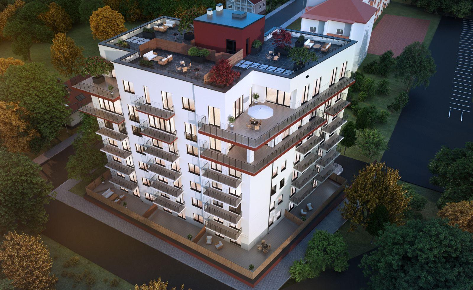 Zielona Góra - nowe mieszkania